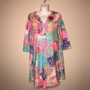 Lilly Pulitzer size S dress NWT Roar of the Seas